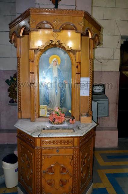 كاتدرائية السيدة العذراء مريم والملاك ميخائيل ببورسعيد (1)