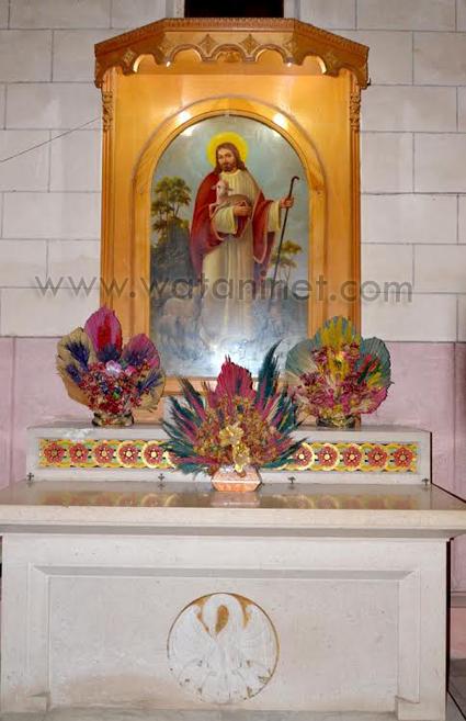 كاتدرائية السيدة العذراء مريم والملاك ميخائيل ببورسعيد (11)