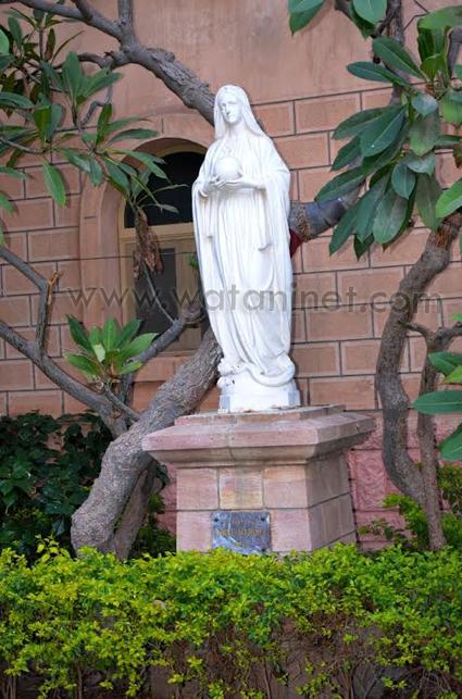كاتدرائية السيدة العذراء مريم والملاك ميخائيل ببورسعيد (15)