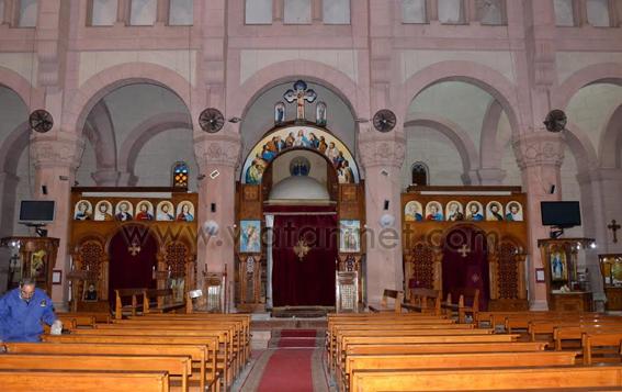 كاتدرائية السيدة العذراء مريم والملاك ميخائيل ببورسعيد (4)