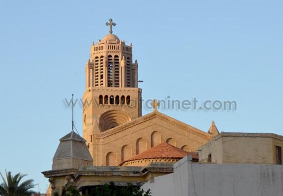 كاتدرائية السيدة العذراء مريم والملاك ميخائيل ببورسعيد (8)