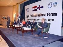 قابيل: حجم التبادل التجاري بين مصر وفنلندا…