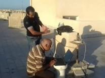الري تجري أعمال صيانة لأجهزة قياس المطر…