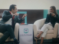 سحر نصر: مصر تمر بتحدياتتستلزم برنامج اجتماعى…