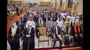 وفد حكومي بأبو ظبي يشارك في احتفالات الميلاد1