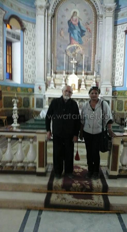 اقدم كنائس الكومبونيان  باسوان  (13)