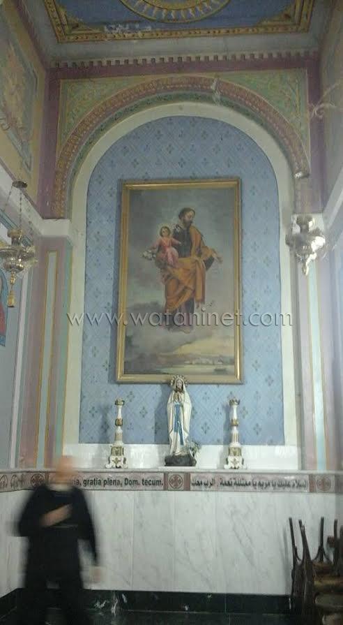اقدم كنائس الكومبونيان  باسوان  (3)