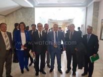 أعضاء نواب البرلمان المصرى يلتقي أعضاء الكونجرس…