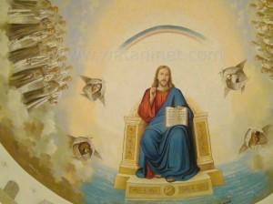 """تجديدات كنيسة """"مارجرجس"""" 4"""