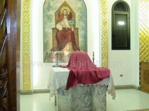 """تجديدات كنيسة """"مارجرجس"""" 5"""