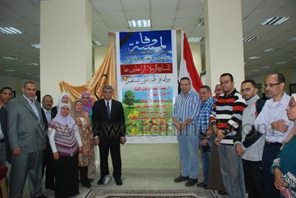 جامعة حلوان -تفتتح مهرجان- خيرى-خدمة الطلاب- غير- القادرين (2)