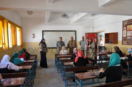الدكتور إبراهيم التداوي - , وكيل وزارة التربية والتعليم بالبحيرة (2)