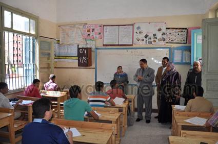 الدكتور إبراهيم التداوي - , وكيل وزارة التربية والتعليم بالبحيرة (4)