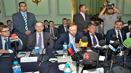العلاقات المصرية الروسية (1)