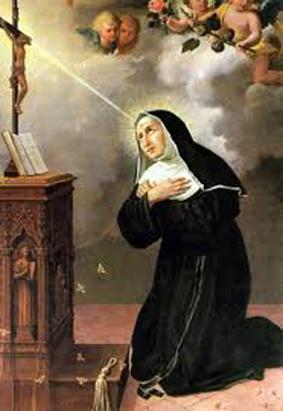 القديسه ريتا من القسطنطينيه