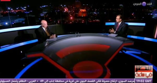 رئيس الجالية السورية في مصر_ نتمنى إنهاء نظام الأسد