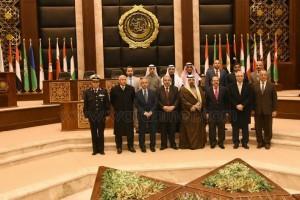 تخرج الدفعة 84 من الأكاديمية العربية للعلوم والتكنولوجيا. 4