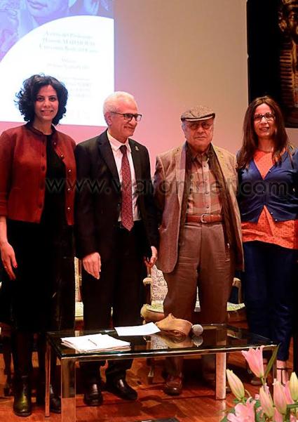 الشعراء يقدمون إبداعاتهم بالأكاديمية المصرية للفنون بروما (3)