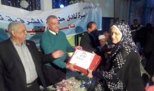 تكريم 70 سيدة من أمهات الشهداء  بالشرقية2