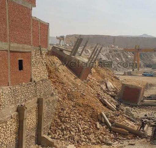 شق الثعبان - مقبرة جماعية - هدم -للعمال (1)