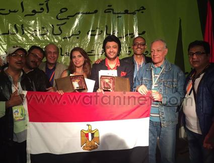 عرض شمس وقمر يحصد جوائز التمثيل في مهرجان بركان الدولي (1)