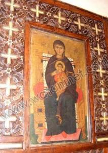 كنيسة القديسة بربارة الاثرية بمصر القديمة23