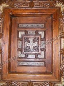 كنيسة القديسة بربارة الاثرية بمصر القديمة7