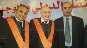 الأكاديمية العربية تحتفل بالحاصلين علي الماجستير10