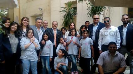 ساموسوسيال وبناتي يطلقون مشروع جديد لأطفال الشوارع (1)
