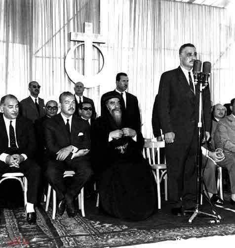 تذكار الإفتتاح العالمي للكاتدرائية المرقسية   (4)