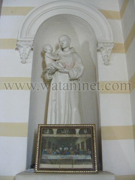 رقم  11     تمثال لقديس من الكنيسة  الكاثوليكية copy