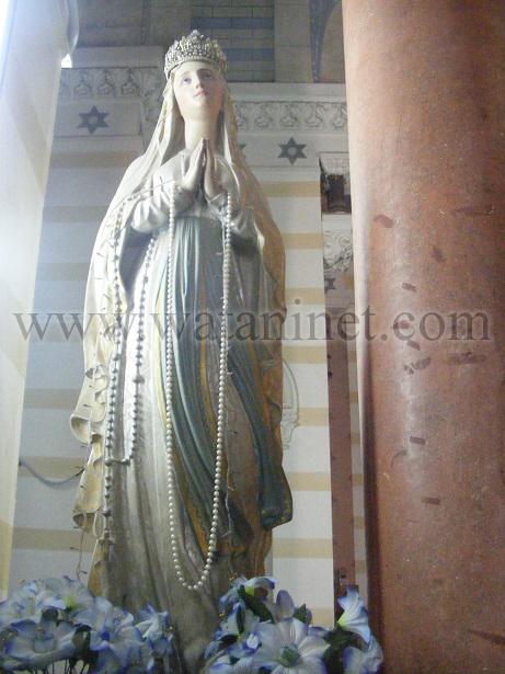 رقم  13  تمثال بالحجم الطبيعى  للسيدو العذراء copy