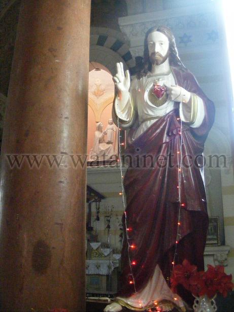 رقم  14  تمثال بالحجم الطبيعى  للسيد المسيح copy