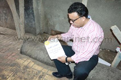 2لقومي لمكافحة الفساد  الآثار ملقاه بشوارع وحواري الإسكندرية