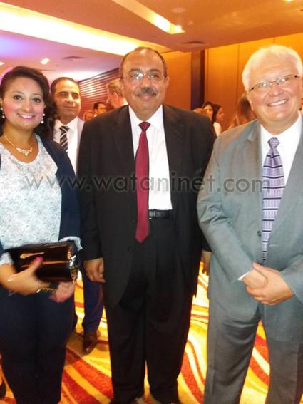 احتفالية  العيد الوطني الأمريكي للقنصلية الأمريكية بالإسكندرية (2)