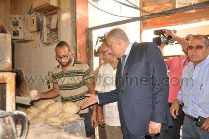 محمد كمال الدالي محافظ الجيزة (1)