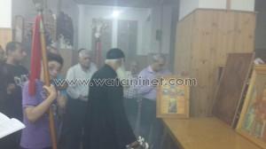 احتفال كنائس السويس بعيد الصليب1