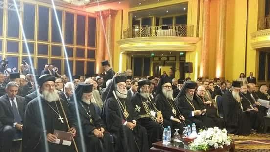 مجلس كنائس الشرق الأوسط