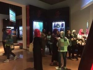 متحف النيل بأسوان يستقبل 219 من عضوات3