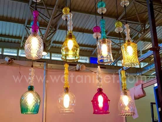 وطني فى جولة بمعرض الصناعات اليدوية الدولي الأول بمصر (1)