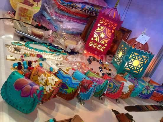 وطني فى جولة بمعرض الصناعات اليدوية الدولي الأول بمصر (11)