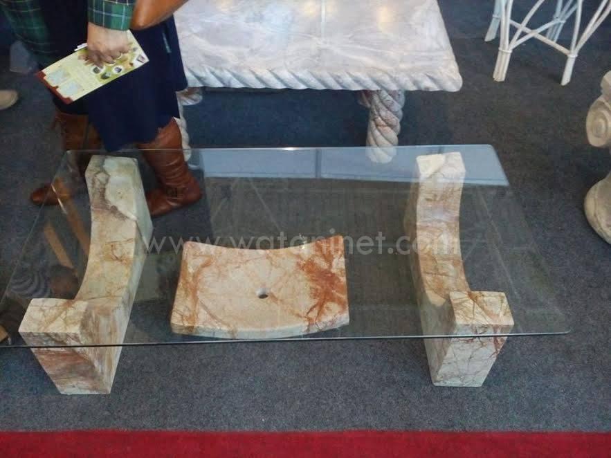وطني فى جولة بمعرض الصناعات اليدوية الدولي الأول بمصر (8)