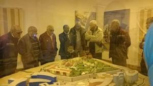 متحف النيل بأسوان يستقبل وفد من قيادات القوات المسلحة1