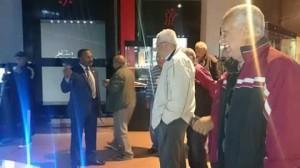 متحف النيل بأسوان يستقبل وفد من قيادات القوات المسلحة3
