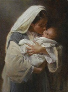 في عيد الأم لقطات من حياة أم النور وطفلها