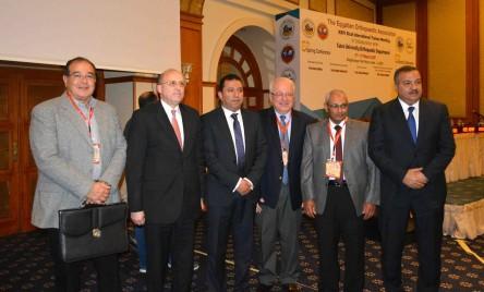 محافظ الاقصر يشهد ختام فعاليات المؤتمر الطبي لجمعية جراحة العظام