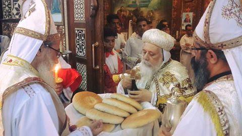 الاحتفال بليلة أبو غالمسيس بملوي 2