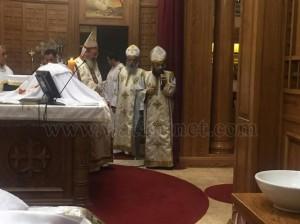 كنيسة العذراء وماريوحنا بباب اللوق تصلي ليلة ابو غلمسيس8