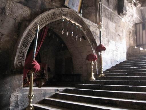 3مع المسيح في طريق الآلام عند قبر العذراء مريم