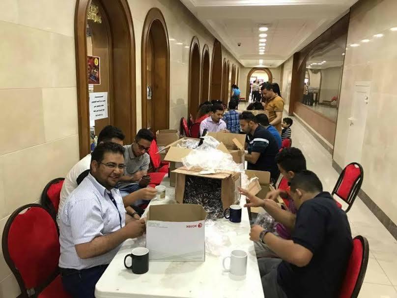 كنيسة الكويت تستعد لإستقبال البابا تواضروس (2)